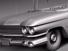 Cadillac Fleetwood 75 Station Wagon 1959 Image 3