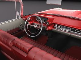 Cadillac Fleetwood 75 Station Wagon 1959 Image 5