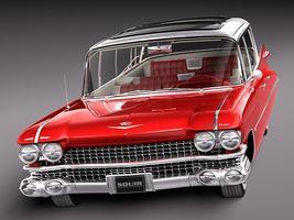 Cadillac Fleetwood 75 Station Wagon 1959 Image 12