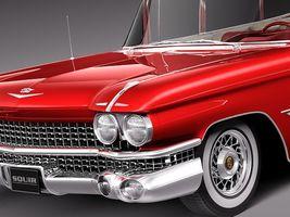 Cadillac Fleetwood 75 Station Wagon 1959 Image 11