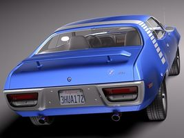Plymouth Road Runner GTX 1971-1975 Image 1
