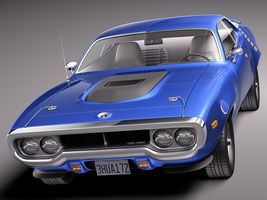Plymouth Road Runner GTX 1971-1975 Image 4