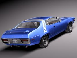 Plymouth Road Runner GTX 1971-1975 Image 6