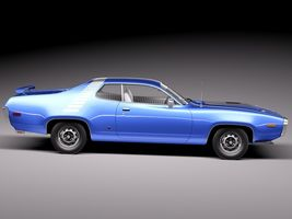 Plymouth Road Runner GTX 1971-1975 Image 7