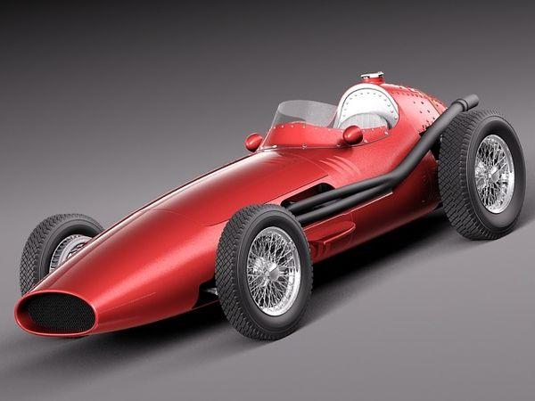 Maserati 250f 1954-1960 grand prix Image 1