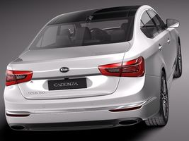 Kia Cadenza 2014 Image 5