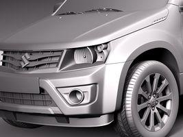 Suzuki Grand Vitara 2013 3-door Image 10