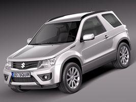 Suzuki Grand Vitara 2013 3-door Image 1