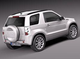 Suzuki Grand Vitara 2013 3-door Image 5