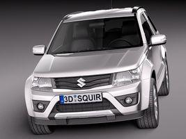 Suzuki Grand Vitara 2013 3-door Image 2