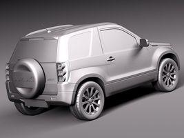 Suzuki Grand Vitara 2013 3-door Image 12