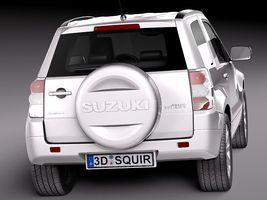 Suzuki Grand Vitara 2013 3-door Image 6