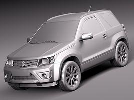 Suzuki Grand Vitara 2013 3-door Image 9