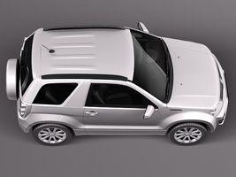 Suzuki Grand Vitara 2013 3-door Image 8