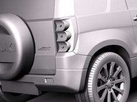 Suzuki Grand Vitara 2013 3-door Image 11