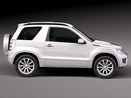 Suzuki Grand Vitara 2013 3-door Image 7