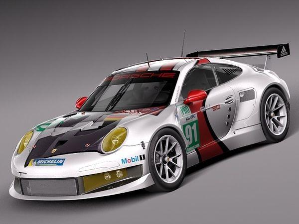 Porsche 911 RSR 2014 Image 1