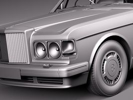 Bentley Turbo R 1988-1997 Image 11