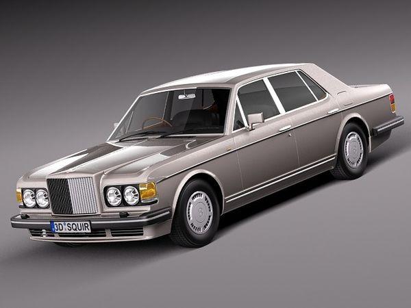 Bentley Turbo R 1988-1997 Image 1