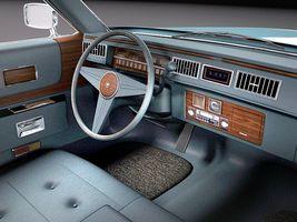 Cadillac DeVille Sedan 1977 Image 9