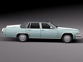 Cadillac DeVille Sedan 1977 Image 7