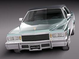 Cadillac DeVille Sedan 1977 Image 2