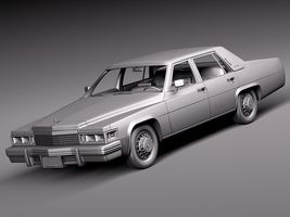 Cadillac DeVille Sedan 1977 Image 11