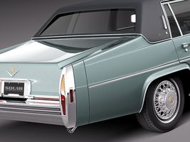 Cadillac DeVille Sedan 1977 Image 4