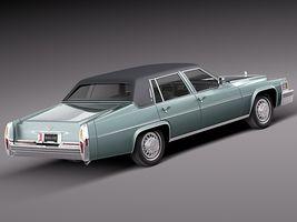 Cadillac DeVille Sedan 1977 Image 5
