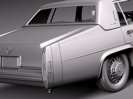 Cadillac DeVille Sedan 1977 Image 13