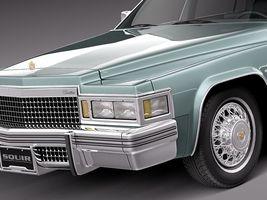 Cadillac DeVille Sedan 1977 Image 3