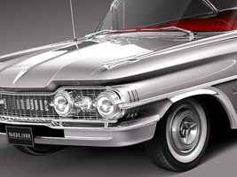 Oldsmobile 88 1959 coupe Image 3
