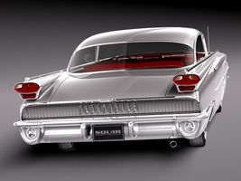 Oldsmobile 88 1959 coupe Image 6