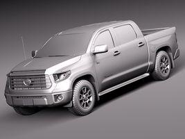 Toyota Tundra Limited 2014 Image 9