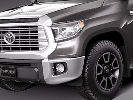 Toyota Tundra Limited 2014 Image 3