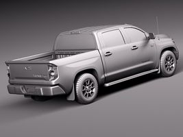 Toyota Tundra Limited 2014 Image 12