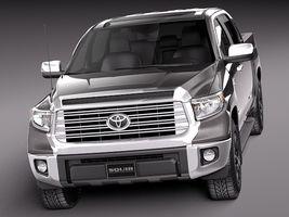 Toyota Tundra Limited 2014 Image 2