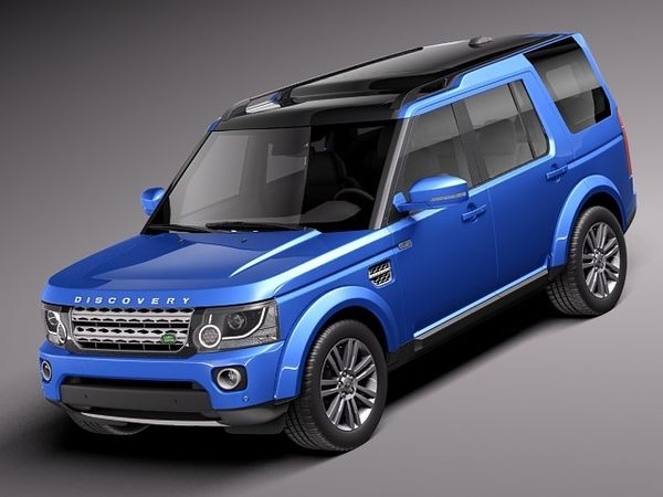 Land Rover Discovery 2014 Image 1