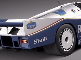 Porsche 962 1984-1991 Image 4