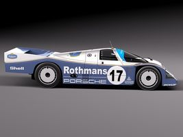 Porsche 962 1984-1991 Image 7