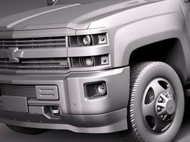 Chevrolet Silverado HD 2015 Long Image 10