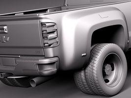Chevrolet Silverado HD 2015 Long Image 11