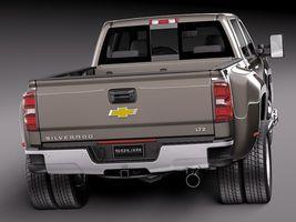 Chevrolet Silverado HD 2015 Long Image 6