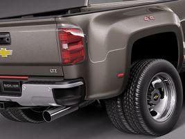 Chevrolet Silverado HD 2015 Long Image 4