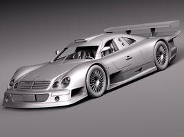Mercedes-Benz CLK GTR 1998 Image 11