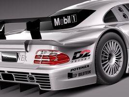 Mercedes-Benz CLK GTR 1998 Image 4
