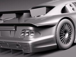 Mercedes-Benz CLK GTR 1998 Image 13