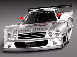 Mercedes-Benz CLK GTR 1998 Image 2