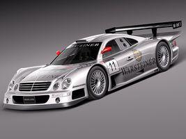 Mercedes-Benz CLK GTR 1998 Image 1