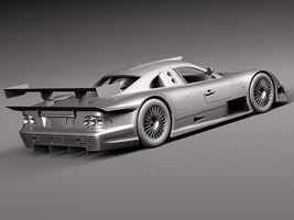 Mercedes-Benz CLK GTR 1998 Image 14